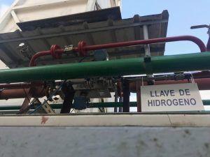 Llave de Hidrógeno